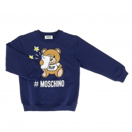 Jumper Moschino Kid HUF02H LDA13