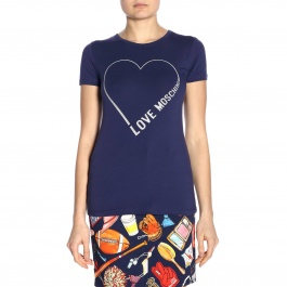 Camiseta Moschino Love W4F7339 E2011