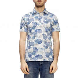 T-shirt Isaia MC0144 J0175