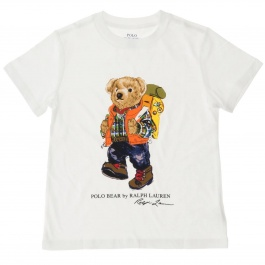 T-shirt Polo Ralph Lauren Toddler 321739049