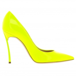 Court shoes Casadei 1F161D100TFLUO805