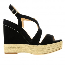 Wedge shoes Paloma Barcelò MAFA KID SUEDE