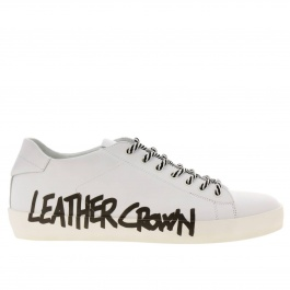 Trainers Leather Crown MLCLOGO
