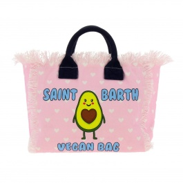 Sac Mc2 Saint Barth COLETTE VEGAN AVOCADO 21