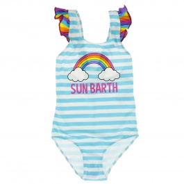 Swimsuit Mc2 Saint Barth CAROL SUNBARTH STRIPES 0131