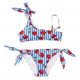 Maillot de bain Mc2 Saint Barth AVA CHERRY STRIPES 0117