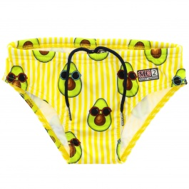 Swimsuit Mc2 Saint Barth BILLY AVOCADO LIN91