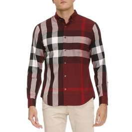 Рубашки BURBERRY M:FRED PKT:AAWEV