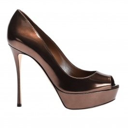 Court shoes Sergio Rossi 75460