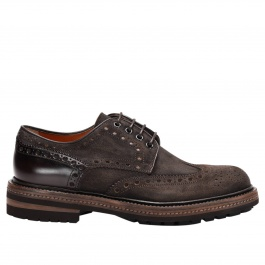Brogue shoes Santoni 11663
