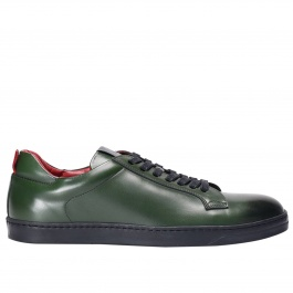 Sneakers Green George 1