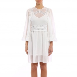 Dress Mcq Mcqueen 435222RJF01