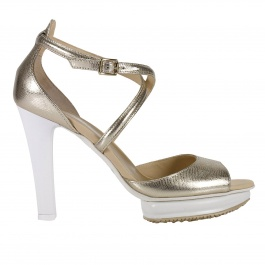 Heeled sandals Hogan