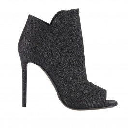 High heel shoes Grey Mer 400.110L