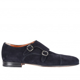 Brogue shoes Santoni 14851