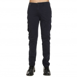 Trousers Eleventy PA0115PAN23012