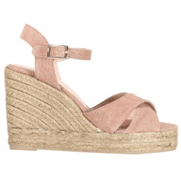 Wedge shoes Castaner blaudell