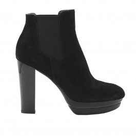 Heeled booties Hogan hxw3130w710 bye