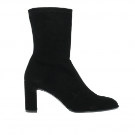 Heeled booties Stuart Weitzman PRANCER