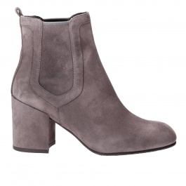 Heeled booties Stuart Weitzman mediate