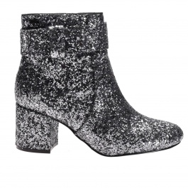 Heeled booties Karl Lagerfeld kl31440