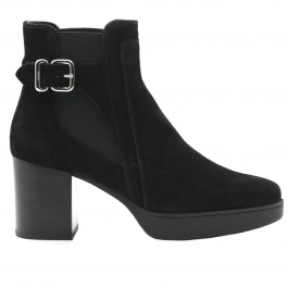 Heeled ankle boots Tod's XXW40A0U700 BYE