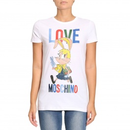 T-shirt Moschino Love W4F7317 E1512