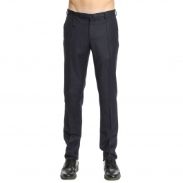 Trousers Incotex 1AT030/1645E