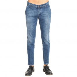 Jeans RE-ASH P321 2546 BLUE ZR