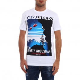 T-shirt Dsquared2 S71GD0559S22427
