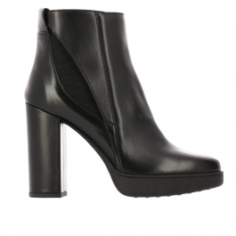 Heeled ankle boots Tods XXW41A0U380 GOC