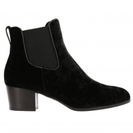 Heeled booties Hogan HXW3140J450 HMP