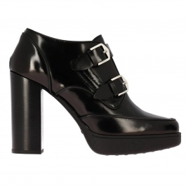 Heeled ankle boots Tods XXW41A0U290 ESH