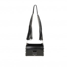 Shoulder bag Jimmy Choo LOCKETT PETITE ZOL