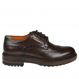 Chaussures derby Santoni MGMN15729JL3IBH
