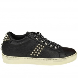 Sneakers Leather Crown M ICONIC 14-4