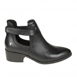 Flat ankle boots Windsorsmith Asap REMEDY-1