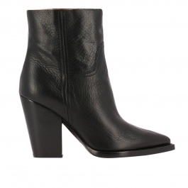 Bottines à talons Saint Laurent 500251 0AS00