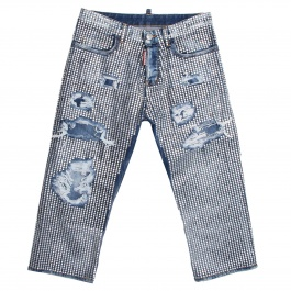Jeans DSQUARED2 JUNIOR DQ02PG D00RB