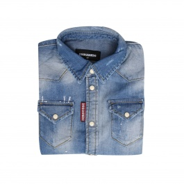 Camicia Dsquared2 Junior DQ02DG D00RC