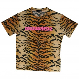 Футболка DSQUARED2 JUNIOR DQ02Q2 D00Q2