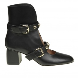 Heeled booties Red Valentino