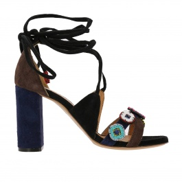 Heeled sandals Maliparmi SA0411 07222