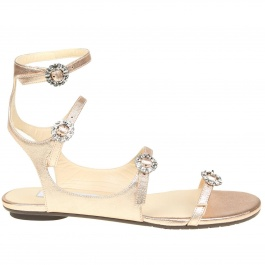 Flat sandals Jimmy Choo