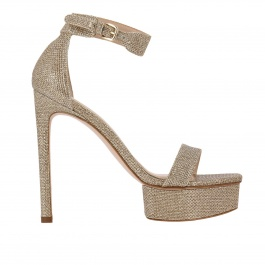 Heeled sandals Stuart Weitzman BACKUPPLAT