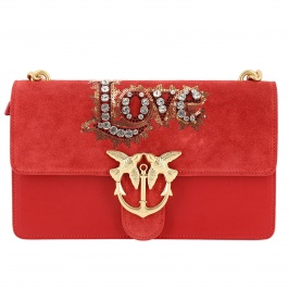 Crossbody bags Pinko LOVE LEATHER