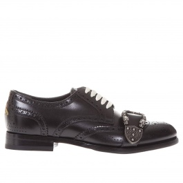 Brogue shoes Gucci 496266 DKG00
