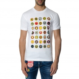 T-shirt Dsquared2 S74GD0381 S20694