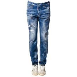 Trousers Dsquared2 S71LB0453 S30342
