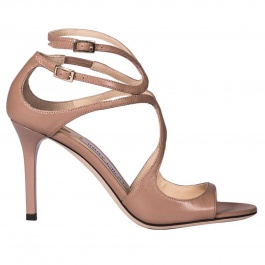 Heeled sandals Jimmy Choo IVETTE KID